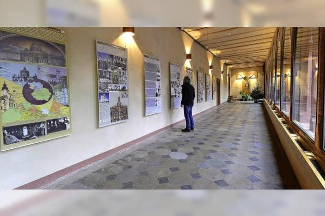 Ausstellung in Freiburg zeigt die Geschichte der ukrainischen griechisch-katholischen Kirche