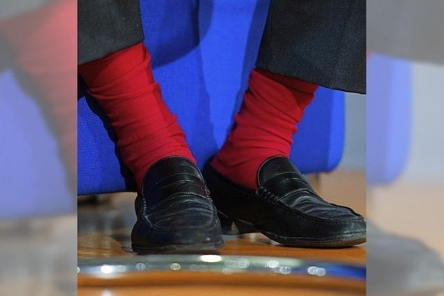 WAS SCHENKEN?: Keine Socken für den Ehemann