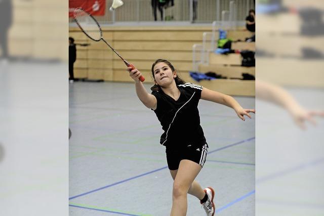 Badminton-Nachwuchs vom Oberrhein überzeugt