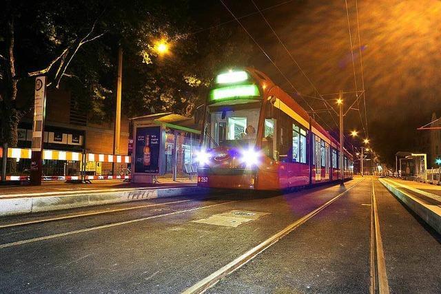 Freiburger Nachtverkehr startet – Ärger wegen der Fahrpreise