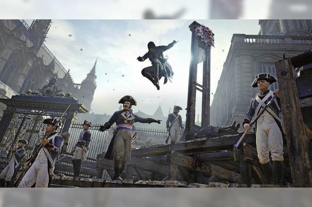 Robespierre, das Pockengesicht
