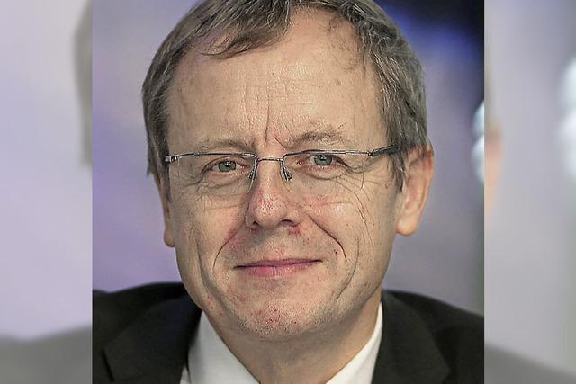 Deutscher wird ESA-Chef