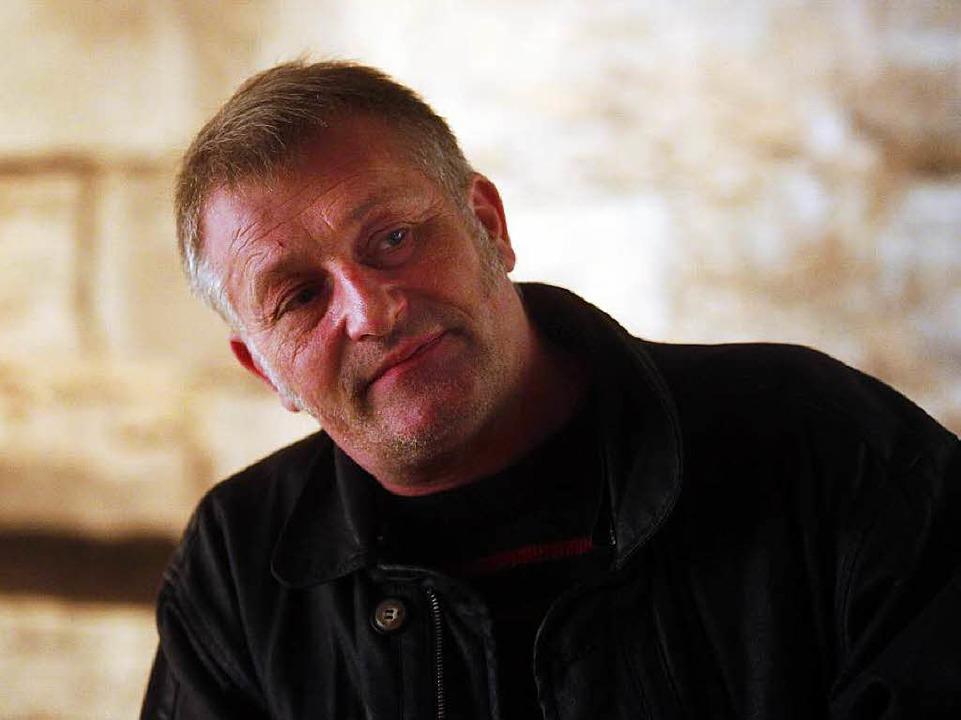 Münsterbaumeister Eric Salmon  | Foto: Jean-Marc Loos