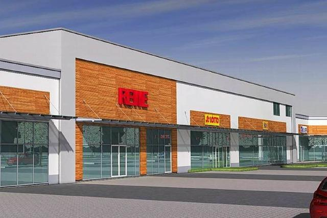 In Lahr-Mietersheim entsteht Fachmarktzentrum für 30 Millionen Euro