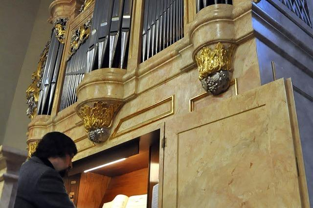 Eine Orgel mit langer Geschichte