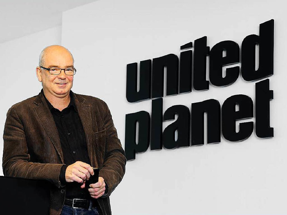 Axel Wessendorf gründete unter anderem das Unternehmen United Planet.  | Foto: Thomas Kunz