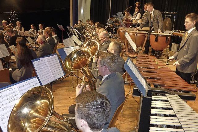 Demonstration musikalischer Vielfalt
