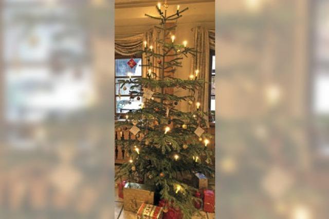 Ein Wunschbaum für Weihnachten