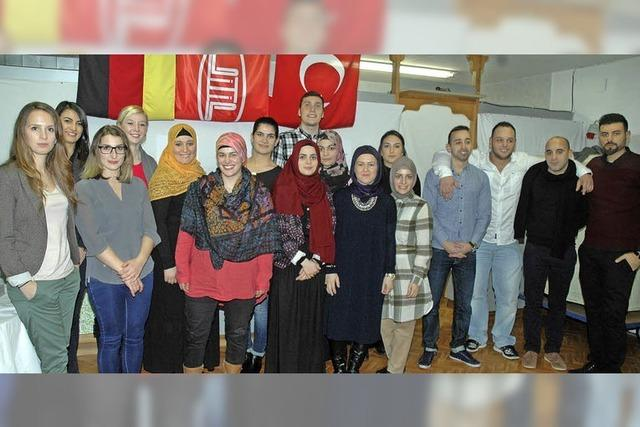 Berufsinformation für junge Muslime