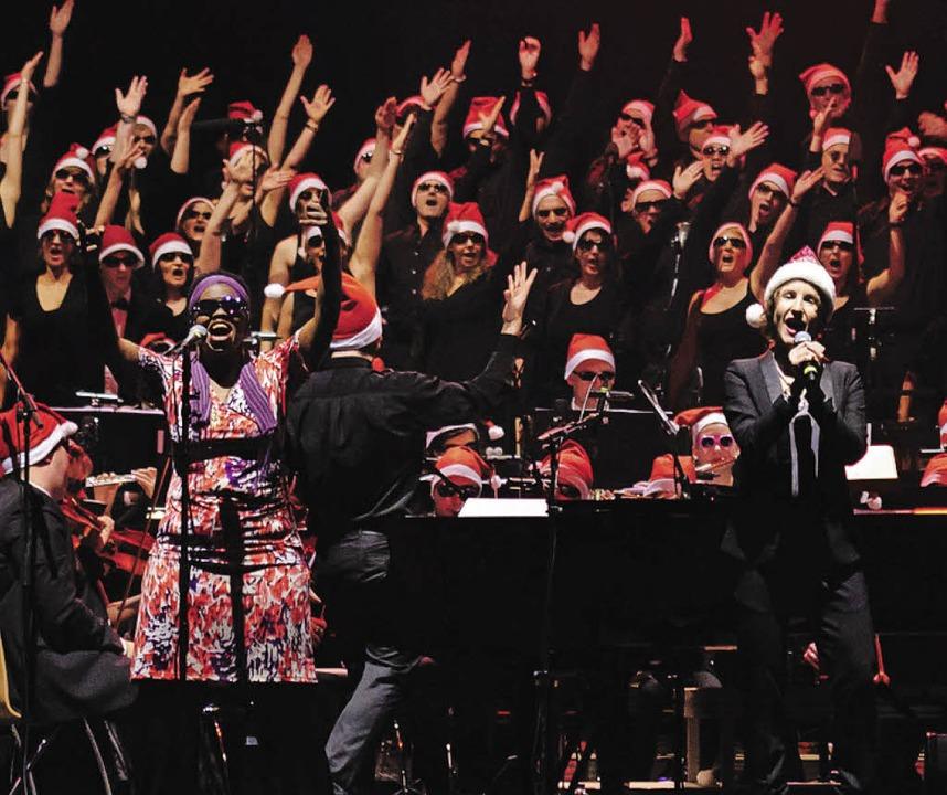 Orso im Weihnachtsfieber   | Foto: Promo
