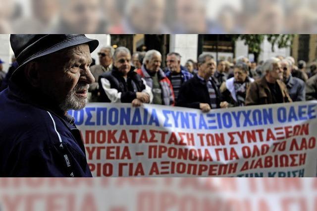 Samaras bietet vorzeitige Wahlen an