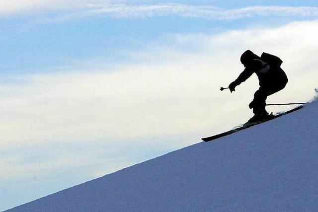 Kunden kaufen keine Skier – Händler verzweifelt