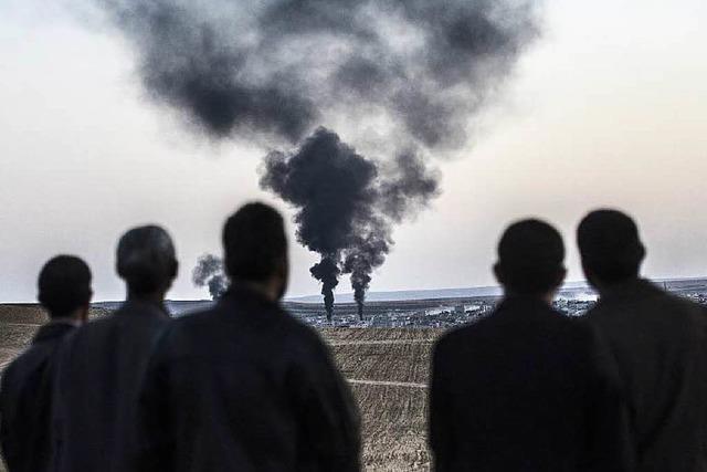 IS-Kämpfer desertieren und werden dafür hingerichtet