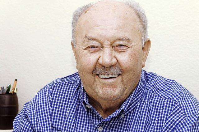 Gründer der Winzergenossenschaft feiert 85. Geburtstag