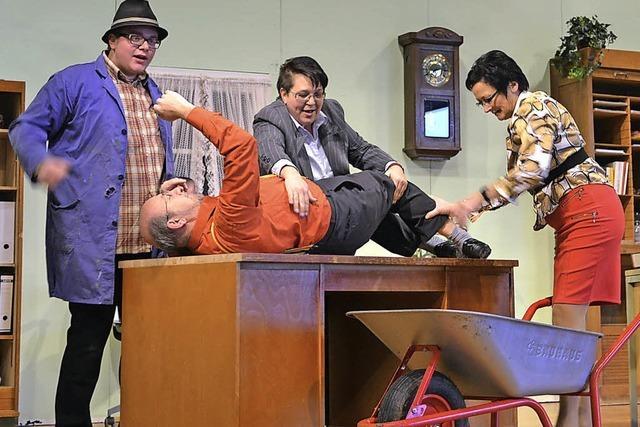 Verwirrspiel um den Bürgermeister