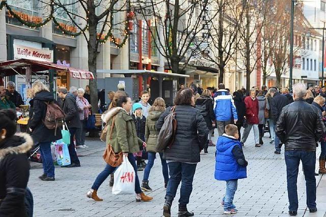 Lörracher Einzelhandel zieht positive Bilanz