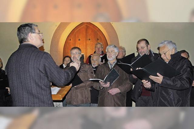 Lieder und Gedanken zur Weihnacht
