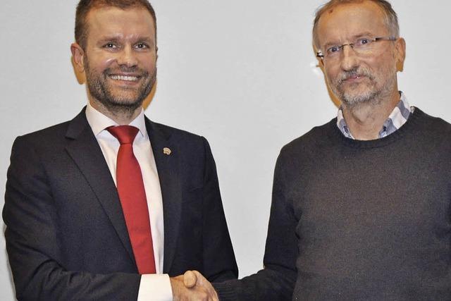 Rolf Keßler zurück im Rat