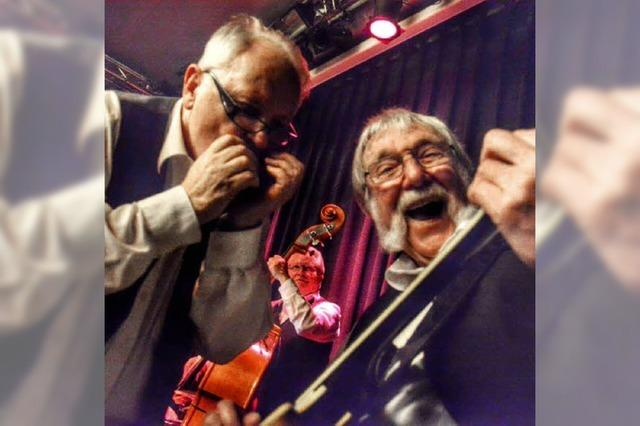 Dixie und Swing – gesungen und gespielt