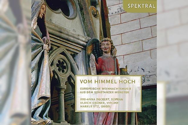 CD: KLASSIK: Romantisches aus Konstanz