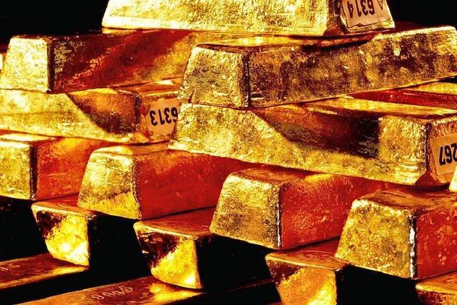 Goldschatz wandert zurück nach Deutschland