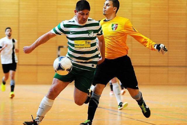 FVD wird in Maulburg Hallenbezirksmeister im Futsal