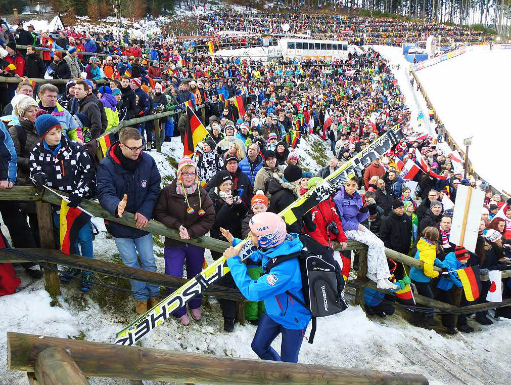 Titisee Neustadt Skispringen