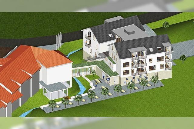 Pflegeeinrichtung in den Brunnenwiesen wird erweitert