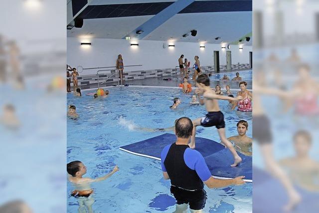 Vorerst kein Schulschwimmen mehr