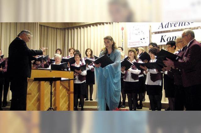 Bach, Händel und Weihnachtslieder