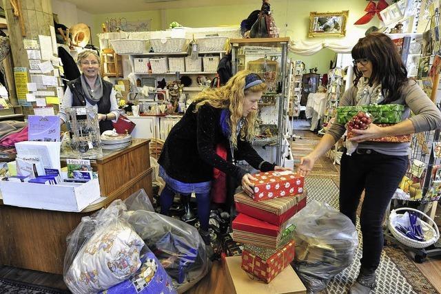 Nothilfe-Päckchen für die Ukraine