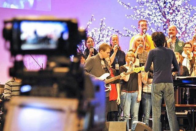 TV-Gottesdienst im Europa-Park – wie es dazu kam