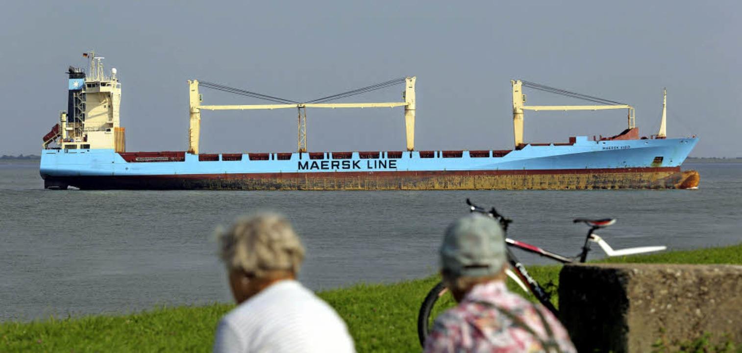 Klarere Meeresluft – das soll es... an der Küste vor Wilhelmshaven geben.  | Foto: dpa