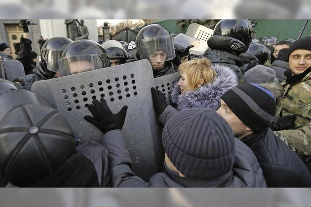 Moskau reagiert scharf