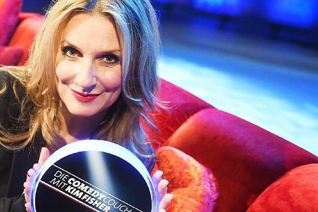 Comedy Couch – neues TV-Format mit Kim Fisher