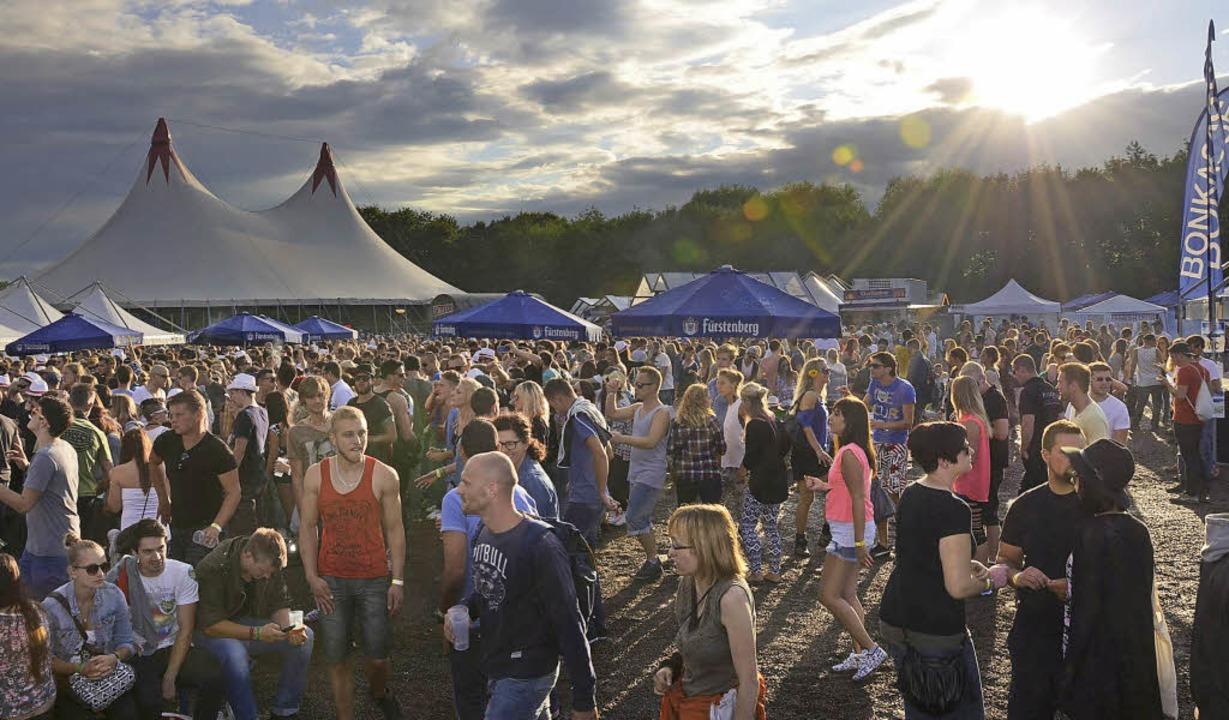Tag-und-Nacht-Traum-Festival: Kollekti...ensiver Polizeikontrolle und Ausbeute     Foto: Archivbild: Christian Kramberg
