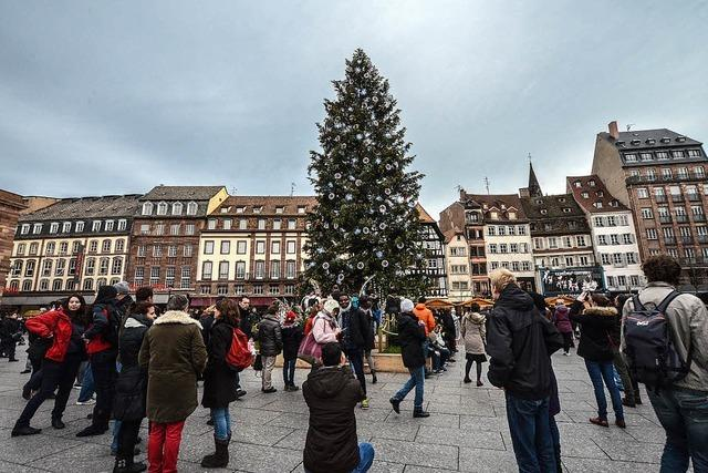 Straßburg ist erneut
