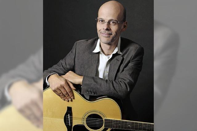 Liedermacher Andreas Bücklein kommt nach Bad Säckingen