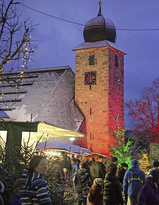 Wintermarkt Schluchsee  | Foto: Privat