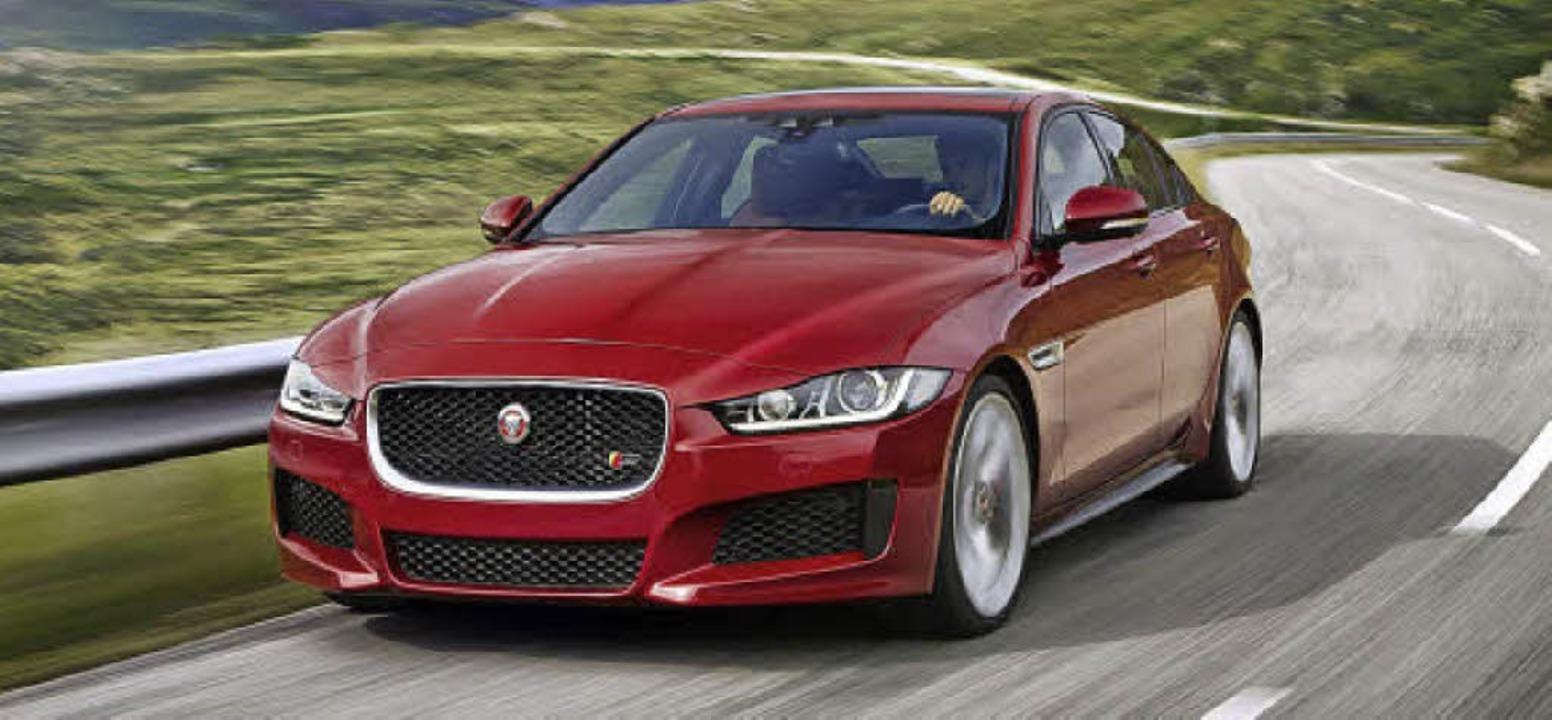 Jaguar XE: neue Raubkatze in der Mittelklasse   | Foto: werksfotos