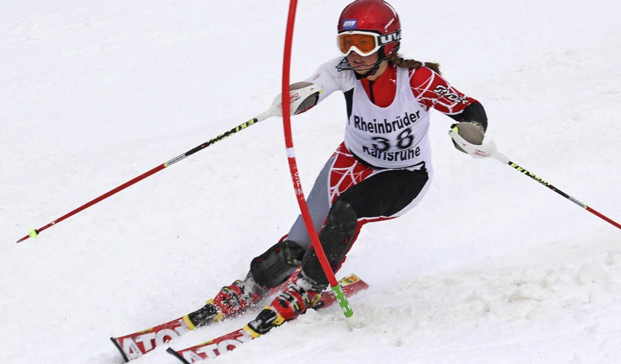 Carolin Ruckes vom SC Neustadt belegte...n Schülercups in Tirol den 25. Platz.   | Foto: Siegmund (A)