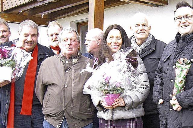 SPD ehrt das Alter