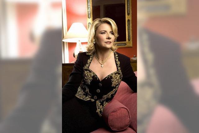 Angela Wiedl singt in Wehr
