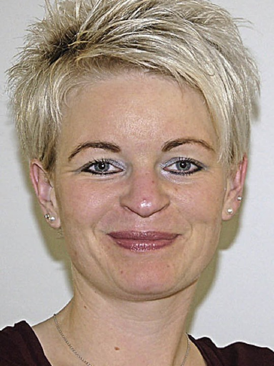 Ramona Büllmann  | Foto: Petra Wunderle