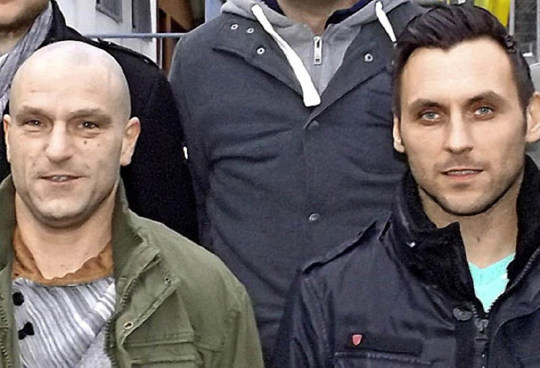 Arndt Sillmann und Achim Thoma (von links).   | Foto: ZVg
