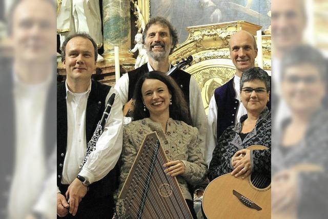 Weihnachtskonzert mit Gästen aus Südtirol