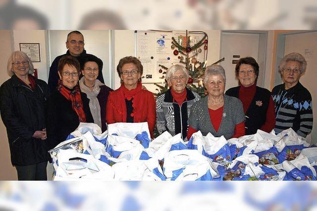 Weihnachtsfreude im Erich-Reisch-Haus