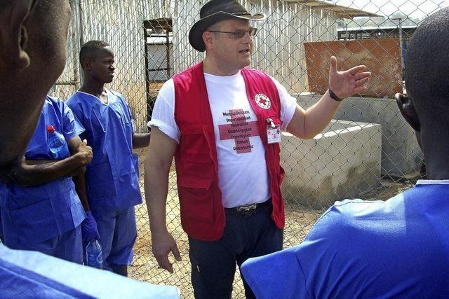 Dennenmoser geht es gut in Liberia
