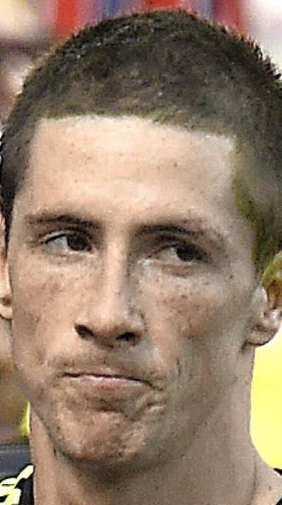 Torres  | Foto: AFP
