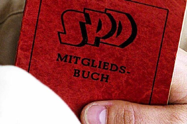 Fast alle Parteien in Deutschland verlieren Mitglieder